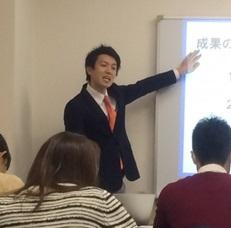 川阪正樹1 講義風景